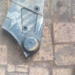 VW GOLF 1 TIMING BELT COVER - USED(GPO)