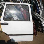 FIAT UNO RIGHT REAR DOOR SHELL - USED