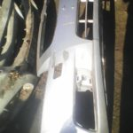 CHEV CRUZE FRONT BUMPER - USED