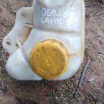 DAEWOO LANOS WATER BOTTLE - USED(GPO)