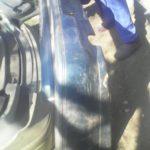 Daewoo Cielo rear bumper - USED(GPO)