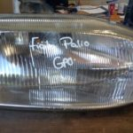 FIAT PALIO RIGHT HEADLIGHT - USED(GPO)