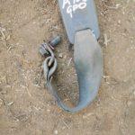 Hyundai atos safety belt - USED(GPO)