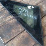 Mercedes Vito 115 quarter glass - USED(GPO)
