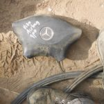 Mercedes Vito 115 steering airbag - USED(GPO)