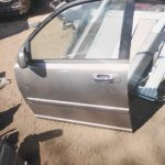 Nissan xtrail left front door shell - USED(GPO)