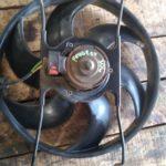 Peugeot 306 radiator fan - USED(GPO)