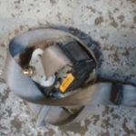Renault scenic safety belt - USED(GPO)