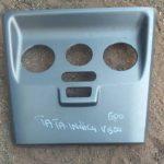 TATA INDICA VISTA INTERIOR DASH COVER - USED(GPO)