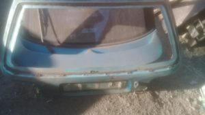 TOYOTA TAZZ TAILGATE SHELL - USED(GPO)