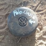 VW POLO CLASSIC STEERING COVER - USED(GPO)