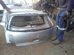 VW POLO VIVO TAILGATE SHELL - USED(GPO)