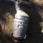 Vw polo clp exhaust manifold - USED(GPO)