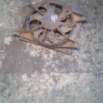 Opel Corsa Radiator Fan