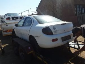 Chrysler Neon Stripping For Parts