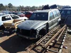 2004 Jeep Cherokee Stripping For Spares (Yard 2)