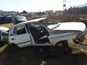 Toyota Qonquest Stripping For Parts (Yard 2)