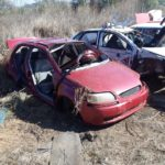 Chev aveo stripping for parts (Yard 2 )
