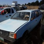 1985 opel kadette stripping for parts (Yard 2)