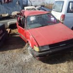 1987 Toyota corolla stripping for parts (Yard 2)