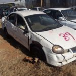 2002 Chrysler Neon stripping for parts (Yard 2)