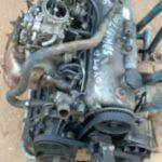 1987 Toyota Corolla engine
