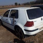 VW Golf 4 stripping for parts (Yard 2)