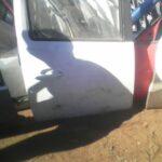 Tata xenon right rear door shell
