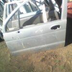 Daewoo matiz left front door shell