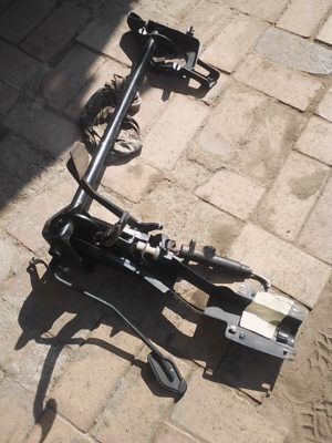 FIAT UNO PEDAL SET - USED