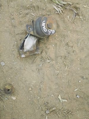 FIAT UNO ENGINE MOUNTING - USED