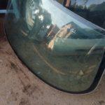 Ford escort rear windscreen